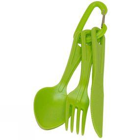 Polycarbonate Cutlery 3pc Set