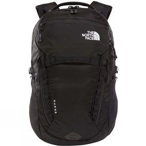Image of The North Face Surge Rucksack Black