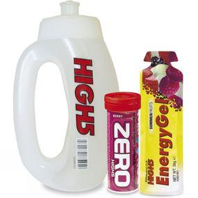 Run Bottle Zero 10 Hydration & Energy Gel Berry