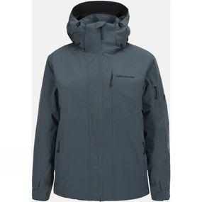 Mens Maroon II Ski Jacket