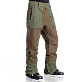 Mens Asylum Snow Pants