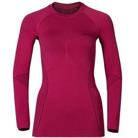 Womens Evolution Warm Long Sleeve Crew Neck