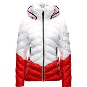 Womens fitted ski jacket