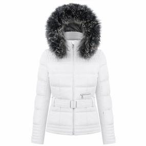 Womens Riva Faux Fur Jacket
