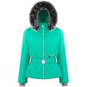 Womens Riva Faux Fur Jacket
