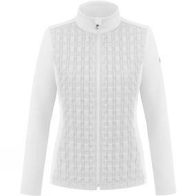 Womens Hannah Hybrid Stretch Fleece Jacket