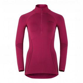 Women's Evolution Warm Long Sleeve Zip Neck