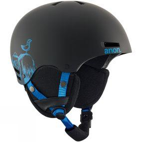 Kids Rime Snow Helmet