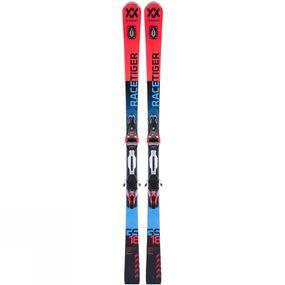 Racetiger GS Skis + rMotion 12  Bindings