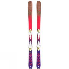 Womens Dreamcatcher 78 Skis With Bindings