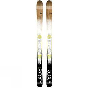 Womens Dreamcatcher 85 Skis With Bindings