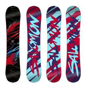 Women's Rumble Fish Snowboard