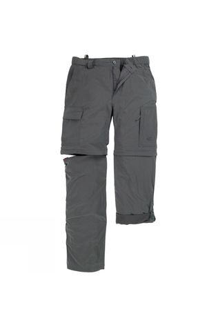 The North Face Men's Meridian Convertible Pants Asphalt Grey