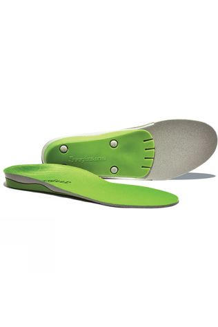 Superfeet Green Footbed Green