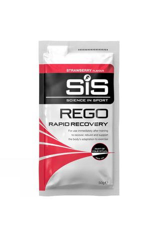 SiS Rego Rapid Recovery Strawberry 50g Strawberry
