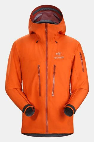 Arc'teryx Men's Alpha SV Gore Tex Jacket  Trail Blaze