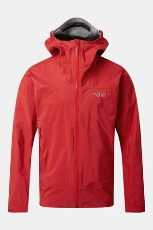 Rab Mens Meridian Jacket Ascent Red