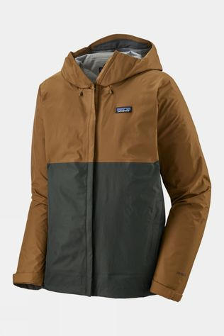Patagonia Mens Torrentshell 3L Jacket Mulch Brown