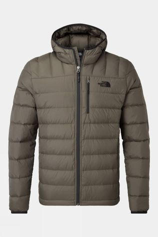 The North Face Mens Ryeford Jacket New Taupe Green