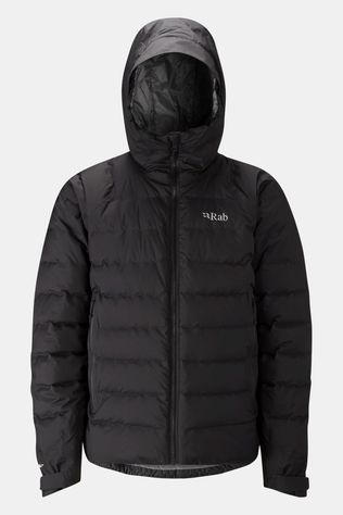 Rab Mens Valiance Jacket Black/Zinc