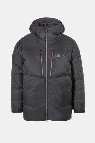 Rab Mens Expedition 7000 Jacket Graphene / Zinc