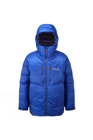 Rab Mens Expedition 7000 Jacket Celestial
