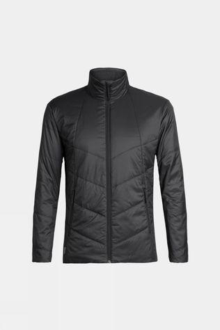 Icebreaker Mens Helix Jacket Black