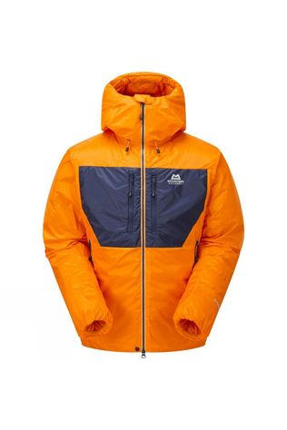 Mountain Equipment Mens Kryos Jacket Mango/Medieval