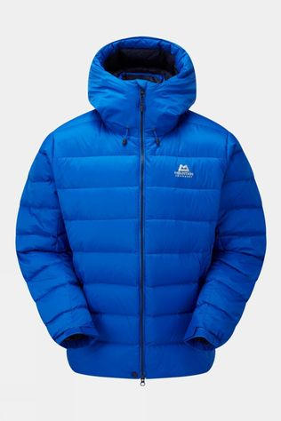 Mountain Equipment Mens Senja Jacket Lapis Blue
