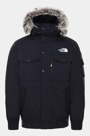 The North Face Mens Recycled Gotham Jacket TNF Black
