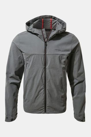 Craghoppers Mens NosiLife Vitor Jacket Dark Grey
