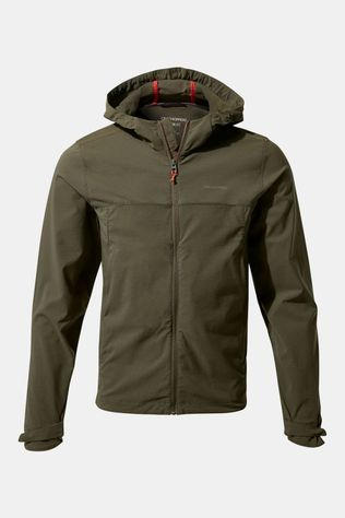 Craghoppers Mens NosiLife Vitor Jacket Woodland Green