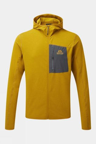 Mountain Equipment Mens Lumiko Hooded Jacket Acid/Ombre