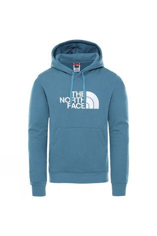 The North Face Men's Drew Peak Pullover Hoodie Mallard Blue/TNF White