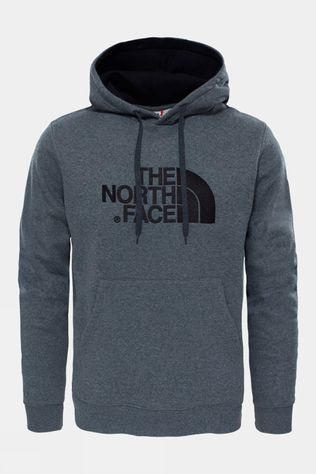 The North Face Men's Drew Peak Pullover Hoodie TNF Medium Grey Heather/TNF Black