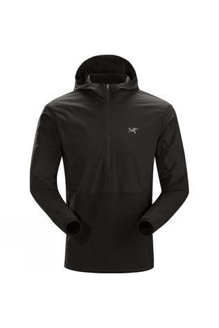 Arc'teryx Aptin Zip Hoody Black