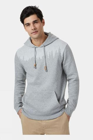 Tentree Juniper Classic Hoodie Hi Rise Grey Heather