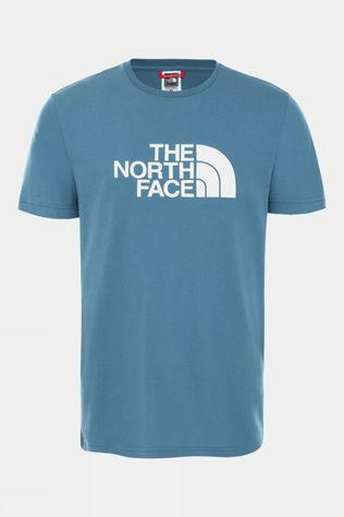 The North Face Men's Short Sleeve Easy Tee Mallard Blue
