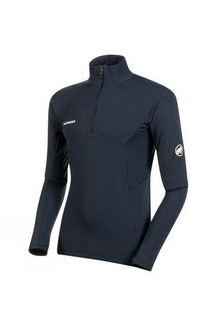 Mammut Mens Moench Advanced Long Sleeve Half Zip Night
