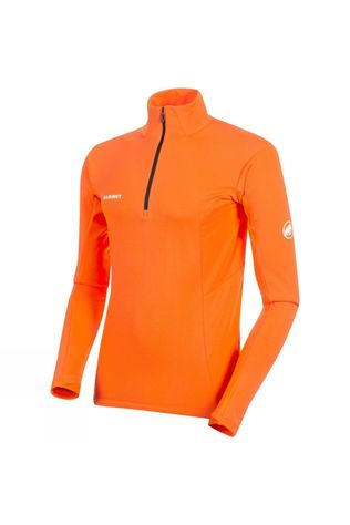 Mammut Mens Moench Advanced Long Sleeve Half Zip Arumita