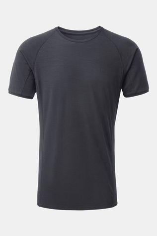 Rab Mens Forge Short Sleeved Crew Beluga