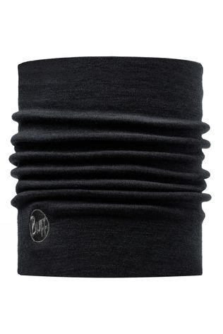 Buff Merino Thermal Neckwarmer Grey