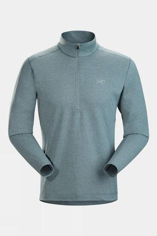 Arc'teryx Motus AR Long Sleeve Zip Neck Crux Heather