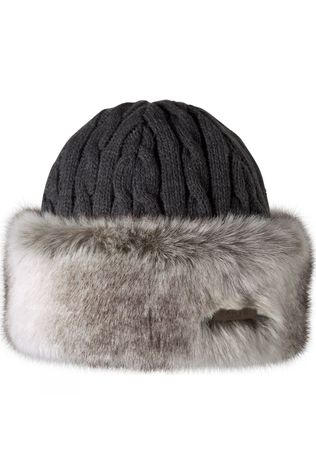 Barts Faux Fur Cable Bandhat Rabbit