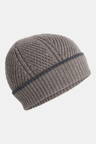 Icebreaker Waypoint Beanie Toast Heather