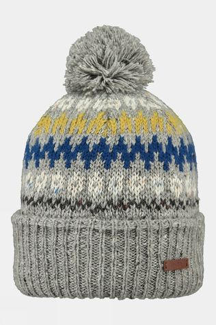 Barts Eljar Beanie Heather Grey