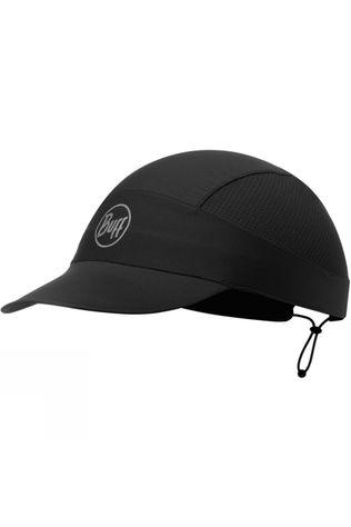 Buff Pack Run Hat R-Solid Black