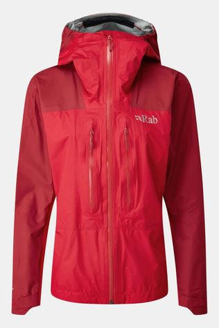 Rab Womens Zenith Jacket Crimson