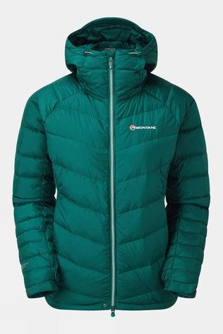 Montane Womens Cloudmaker Jacket Wakame Green