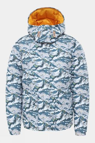 The North Face Womens Liberty Sierra Down Jacket Liberty Mountain Print